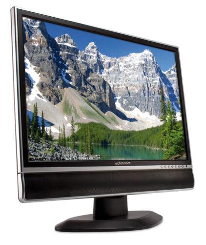 Alphatronics M-22W eWD LED Monitor für 12/24V und 230V Betrieb incl Kfz Kabel Bootsteile & Zubehör