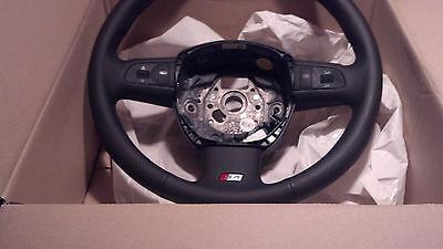 B7 Audi S4 steering wheel *NEW*  8EO-419-091-DN-TNA