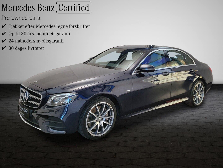 Mercedes E300 2,0 aut. 4d - 629.800 kr.