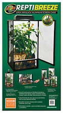 Zoo Med ReptiBreeze Aluminum Screen Cage (Medium - 16x16x30)