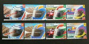 SJ-Malaysia-Grand-Prix-1999-Sepang-1999-F1-Formula-stamp-perf-imperf-MNH