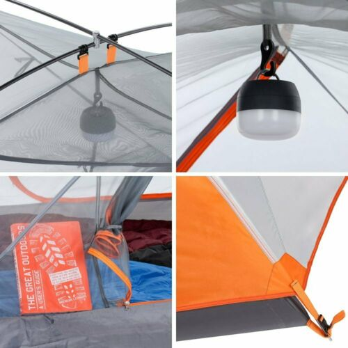 Featherstone Outdoor UL Granite 2 Person Ultralight Backpacking Tent