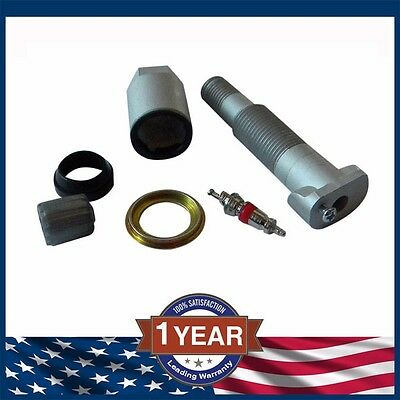 2 x TPMS Tire Pressure Valve Stem Rebuild Replacement Kit Mazda GN3A-37-140B