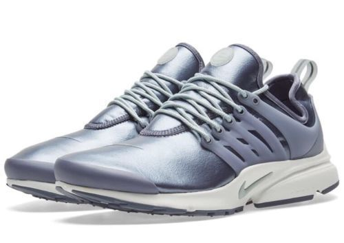 WO Hommes NIKE AIR PRESTO SE SIZE 3.5 EUR 36.5 gris LIGHT CARBON ,METALLIC'