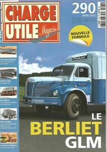 CHARGE-UTILE-N-290-BERLIET-GLM-CAMIONNETTES-RENAULT-DE-L-039-ARMEE-FRANCAISE