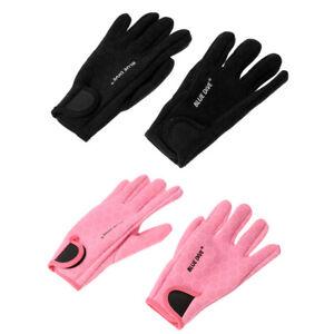 1-paio-1-5-millimetri-Neoprene-antigraffio-antiscivolo-Five-Finger-Glove-per