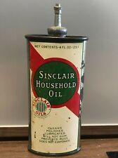 Early Vintage Original Sinclair Handy Oiler Oil Can