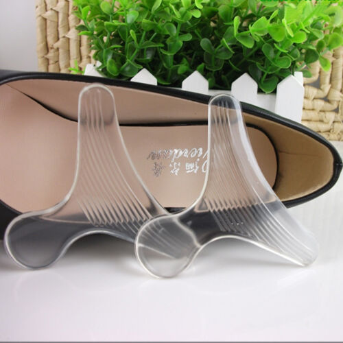 Necessary T Type Silicone Soft Insert Heel High Comfort Pad Feet Care Accessory