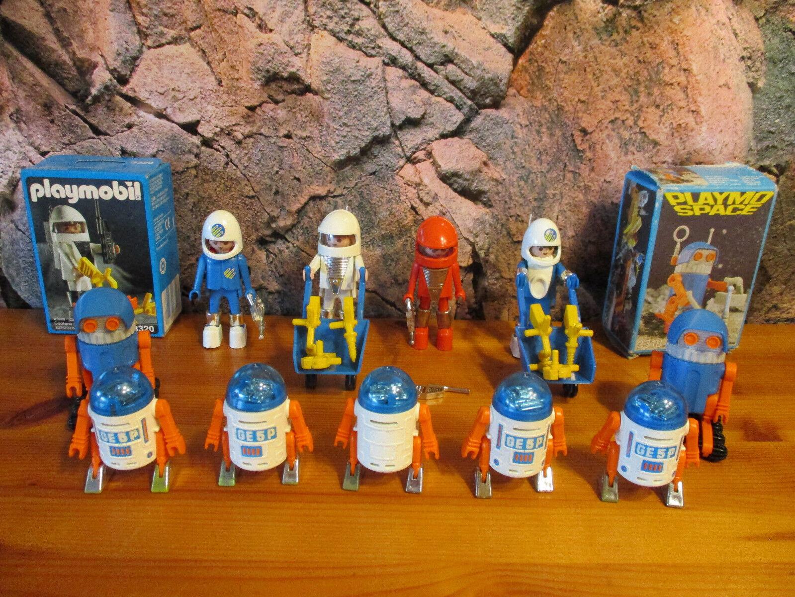 ( C11 ) 3320 3318 3591 3589 3590 Space Weltraum Weltall Roboter Astronauten