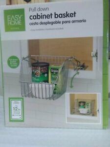 Pull Down Cabinet Basket Originally Sold By Aldi Kitchen ...