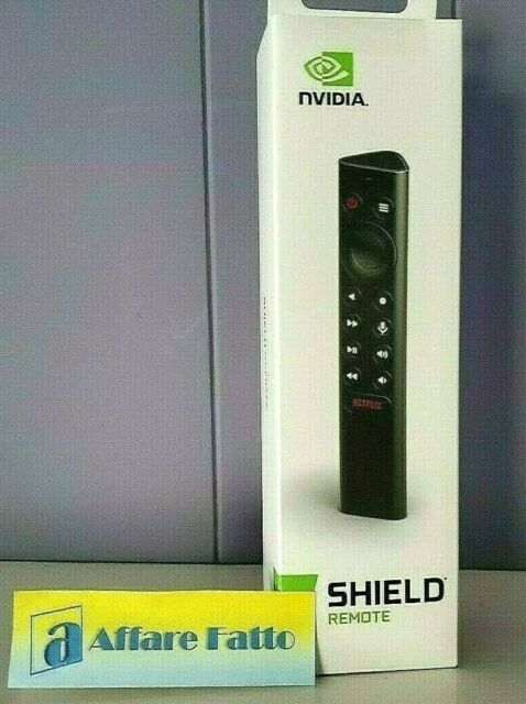 New 2nd gen NVIDIA SHIELD TV Remote - NEW in box with immediate shipping