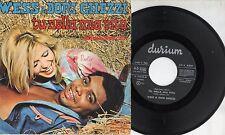 WESS DORI GHEZZI disco 45 giri MADE in ITALY 1973 TU NELLA MIA VITA Sanremo