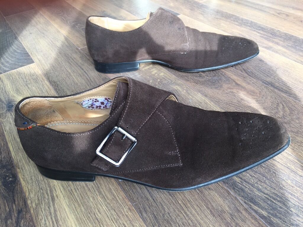 solo per te Paul Smith Smith Smith monk strap Dimensione 7 dark Marrone  compra meglio