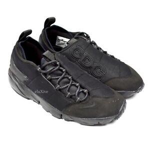 NWT Comme des Garcons Nike CDG Black