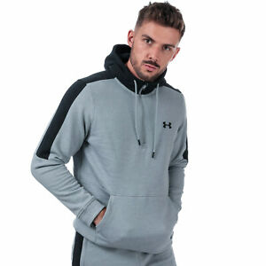 Homme-Under-Armour-Homme-1-2-Zip-microthread-Polaire