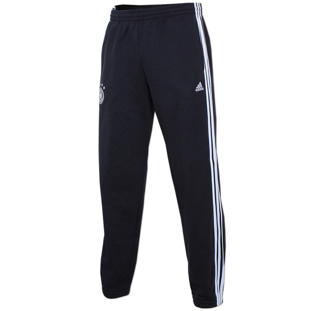Adidas Herren DFB Pant Trainingshose Fußballhose Sweat Pant Sporthose 4 Sterne    | Zuverlässige Leistung