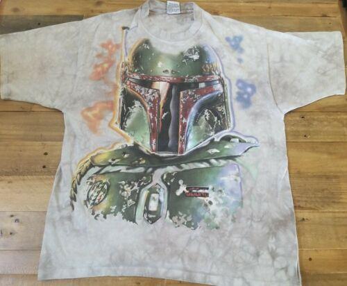 Liquid Blue Star Wars Shirt - Vintage