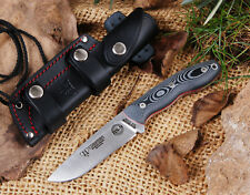 Cuchillo Cudeman Sb9 Quercus Micarta negra molibdeno vanadio Snife Messer  160m 62882848cf2