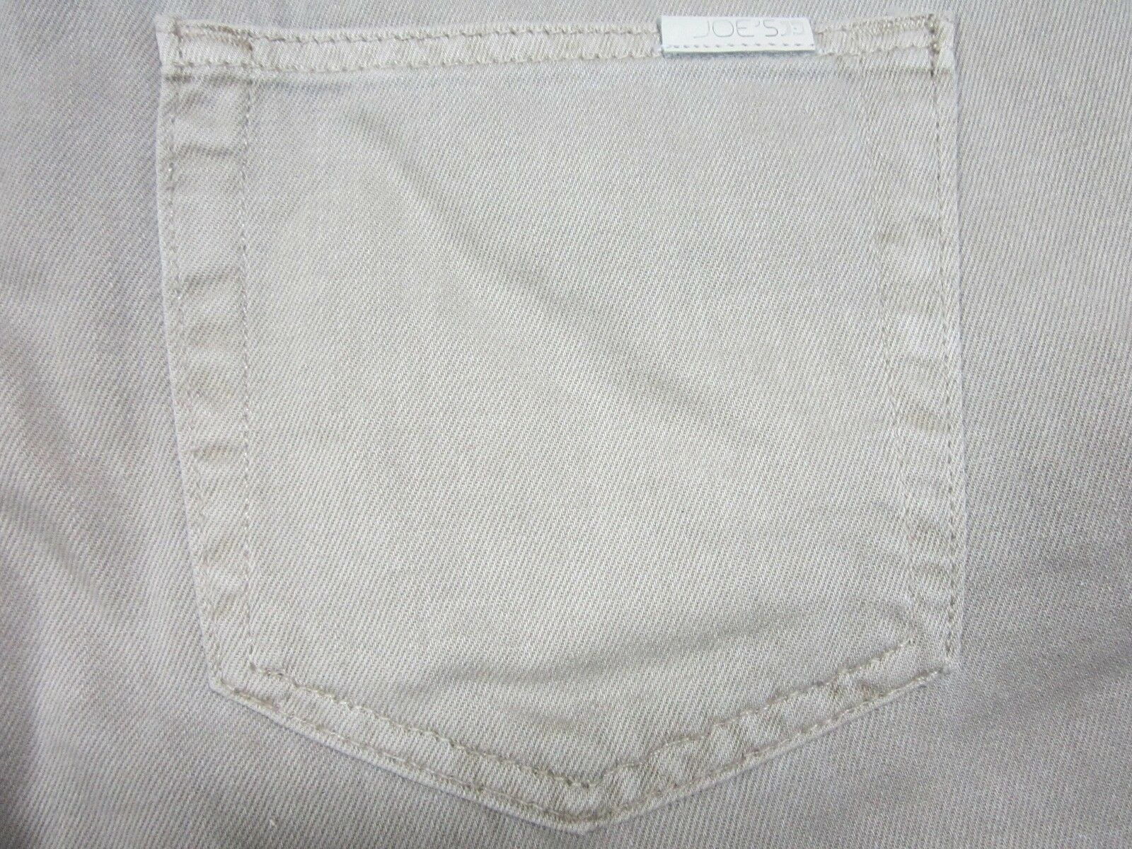 JOES JEANS WOMENS THE HIGH WATER SADDLE SKINNY KHAKI BROWN JEAN PANTS SIZE 26