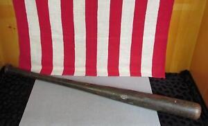 Image Is Loading Vintage Slasher Wood Baseball Bat No 200 Official