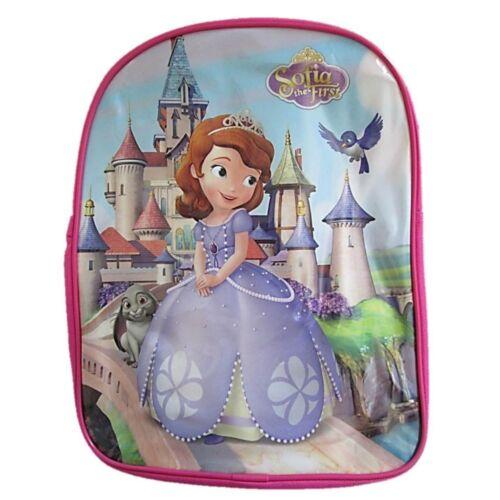 Childrens Boys Girls bag Disney /& marvel character Backpack Rucksack School