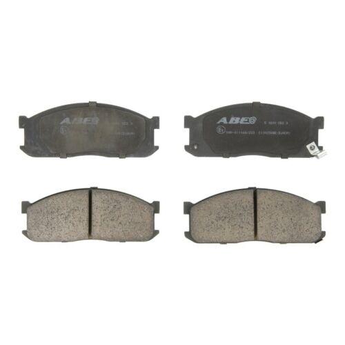 Bremsbelagsatz Scheibenbremse ABE C13025ABE