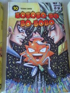 Nuevo-Bobobo-Bo-Bo-Bobo-Vol-10-Sawai-Yoshio-Sakka-Manga-Eo-Libro