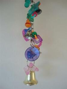 DICKY-BIRD-TOYS-SMALL-STRINGY-RINGY-BIRD-TOY-FREE-POSTAGE-ALL-ORDERS-50
