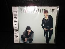KPOP TVXQ TOHOSHINKI Catch Me - If you wanna- Bigeast w/photocard