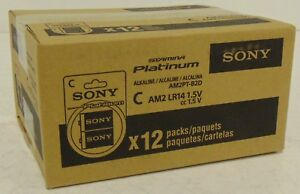 3cb42be5155 Image is loading Sony-AM2PT-B2D-Stamina-Platinum-Alkaline-C-Batteries-
