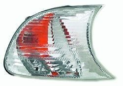 99-03 Corner lights BMW E46 3 Coupe Clear Turn Signal Light SET Left + Right