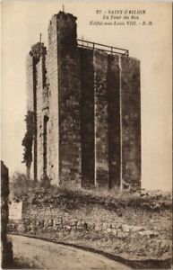 CPA St-ÉMILION - La Tour Roi (140372)