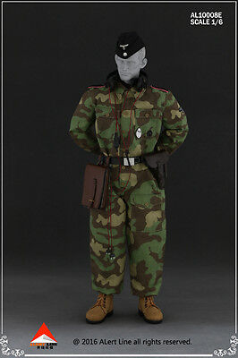 1//6 Scale Dragon WWII German Fall Camo Jumpsuit