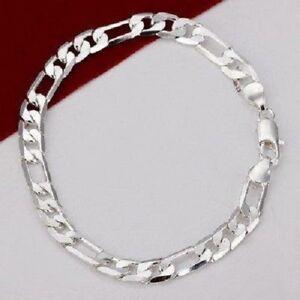 ASAMO Eleganter Damen Armreif 925 Sterling Silber plattiert Schmuck Armband