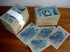 Hundert Mark, 100 Mark - von 1908 / Reichsbanknote konvolut 1000 Stück