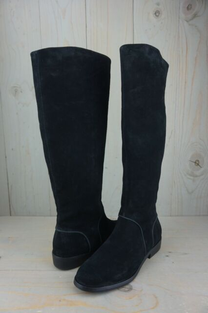 6cdfef074a7 UGG Daley Gracen Chestnut Suede Tall Riding BOOTS Womens US 8