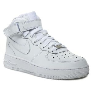 purchase cheap f267c 30f92 Image is loading New-Nike-Air-Force-1-Mid-GS-SIZES-