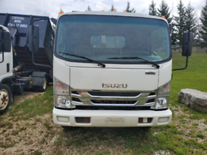 2017 Isuzu NQR Tilt Cab Equipped With Swap Loader Hook System