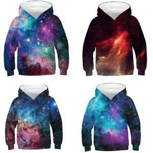 Kids-Boys-Girls-Starry-Sky-3D-Print-Hoodie-Sweatshirt-Jumper-Jacket-Coat