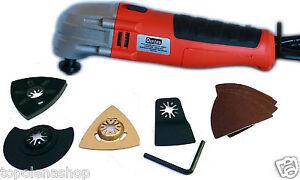 Smerigliatrice utensile oscillante multifunzioni accessori taglio
