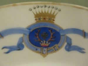 Royal-Vienna-Prussian-Armorial-Coat-of-Arms-Earl-Count-Iron-Cross-Recipient