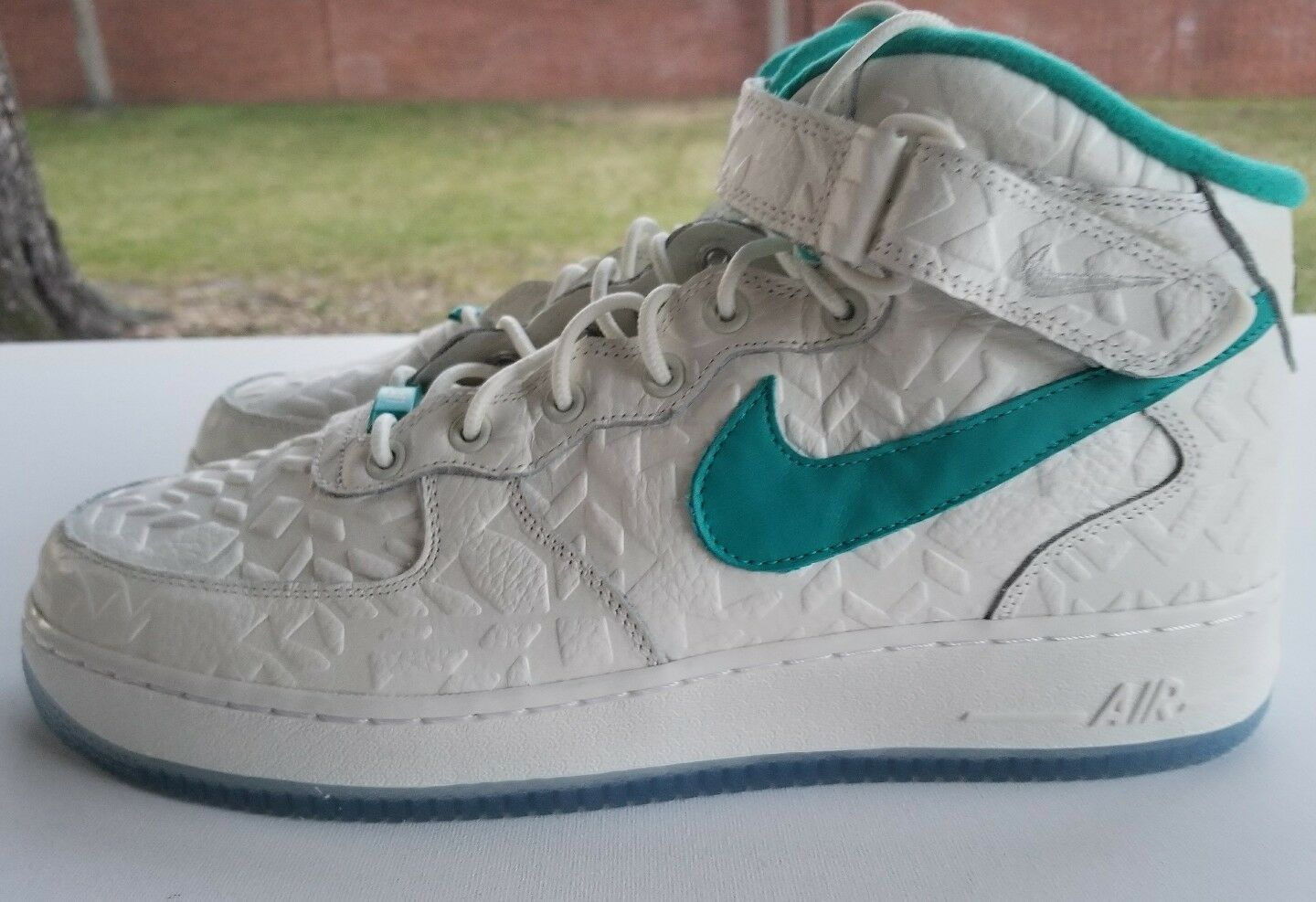 NIKE AIR FORCE ONE ID SIZE 12.5 winterized rare