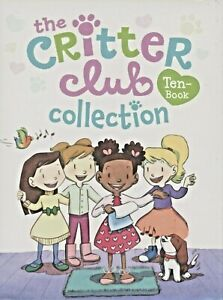 The Critter Club Collection set of 10 Paperback Beginner Books by Callie Barkley
