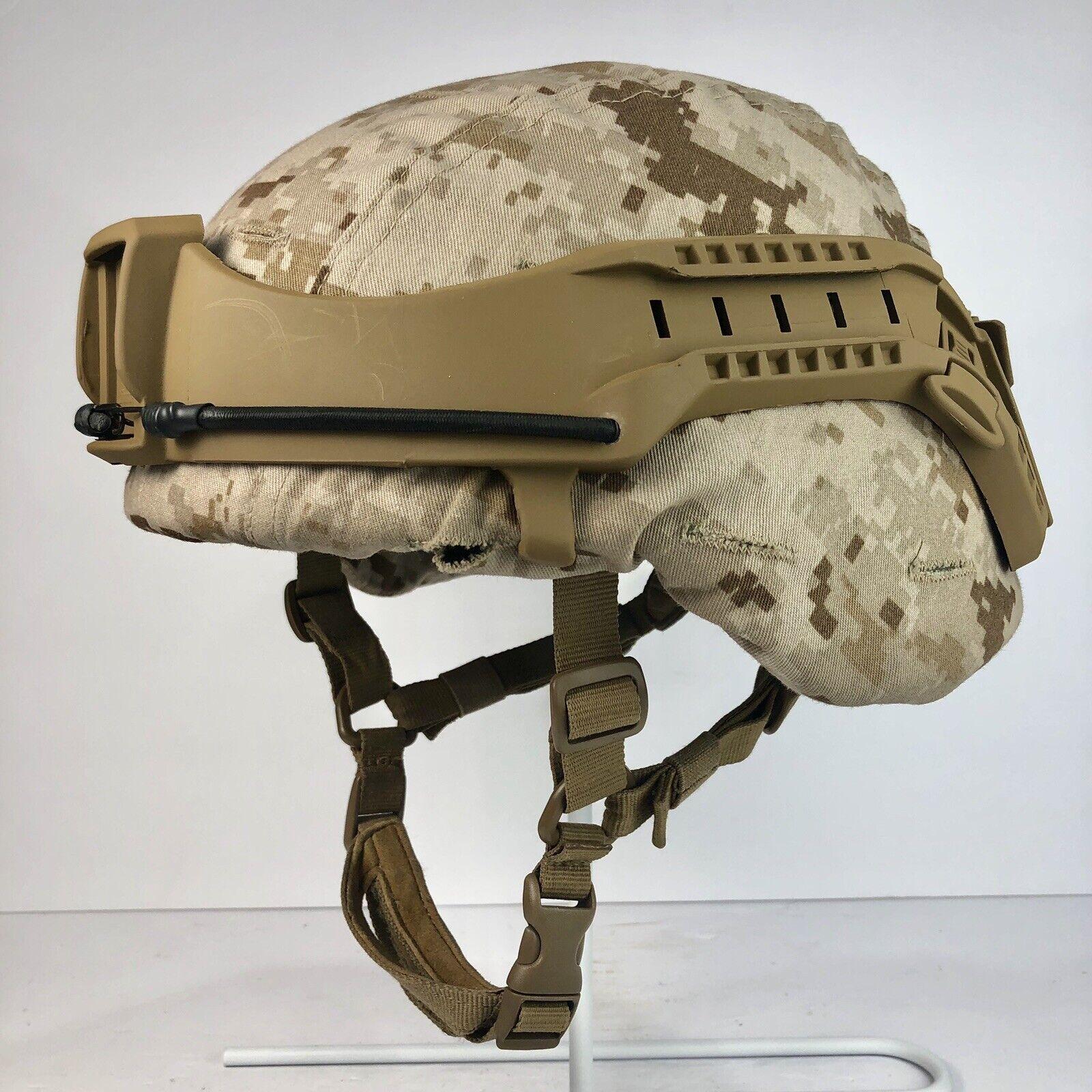 MICH PASGT Lightweight Marine Helmets NVG Mount LIVIQILY Aluminium Tactical Helmet Accessories Vas Shroud W// 3-Hole Pattern Fit ACH