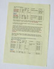 A4 90gsm acido libero archiviazione naturale PERGAMENA LIBRO - 25 fogli Pack