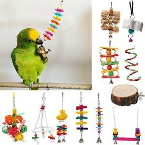 Pet-Bird-Parrot-Swing-Cage-Toy-Chew-Bites-for-Parakeet-Cockatiel-Cockatoo-Conure