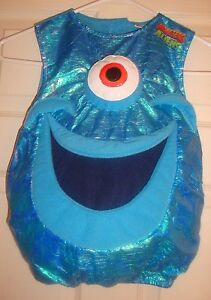 dream works boys sully from monsters inc blue one eyed monster over