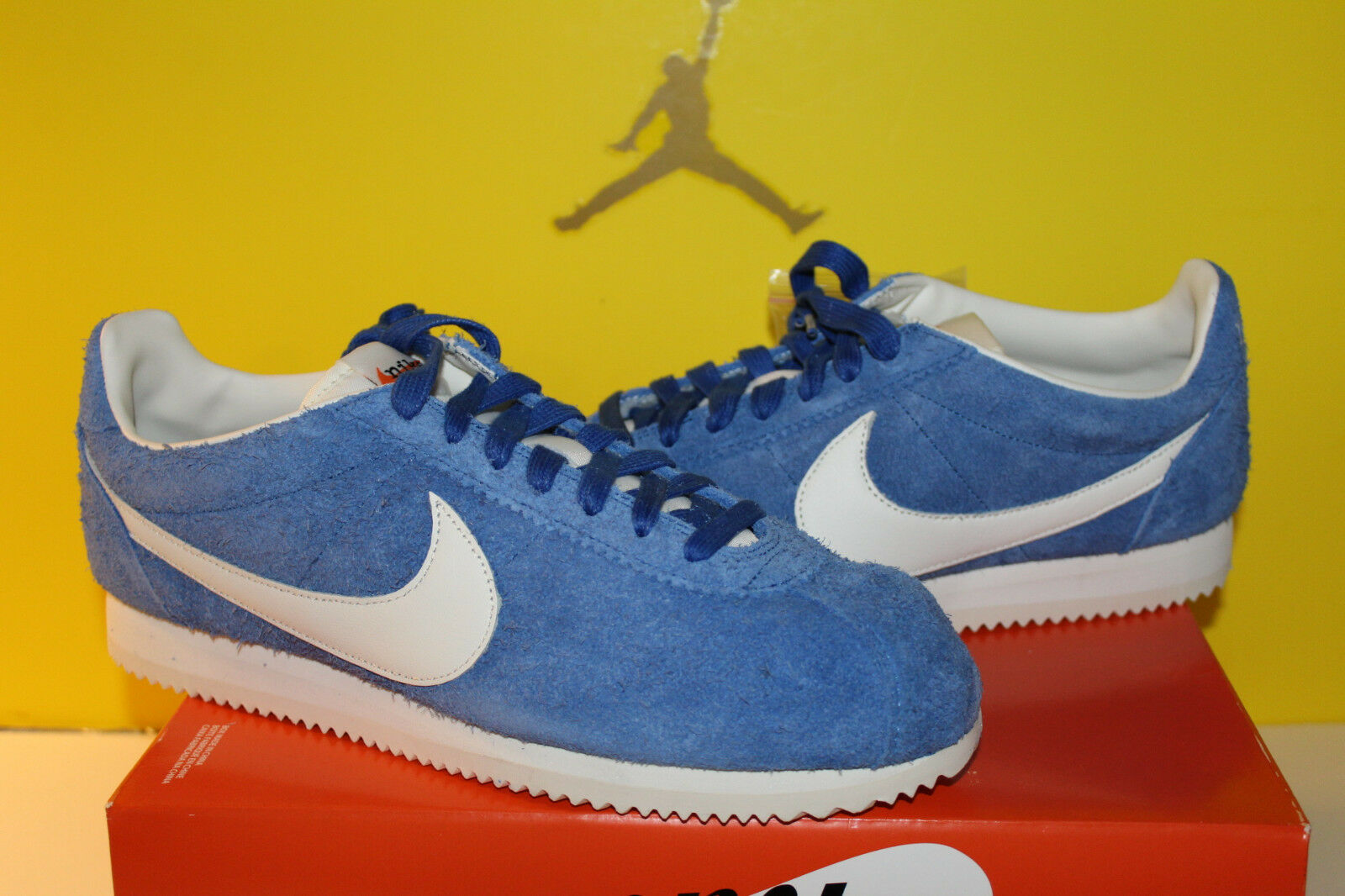 "Nike Classic Cortez X Kenny Moore QS "" Broken Foot "" Comfortable best-selling model of the brand"