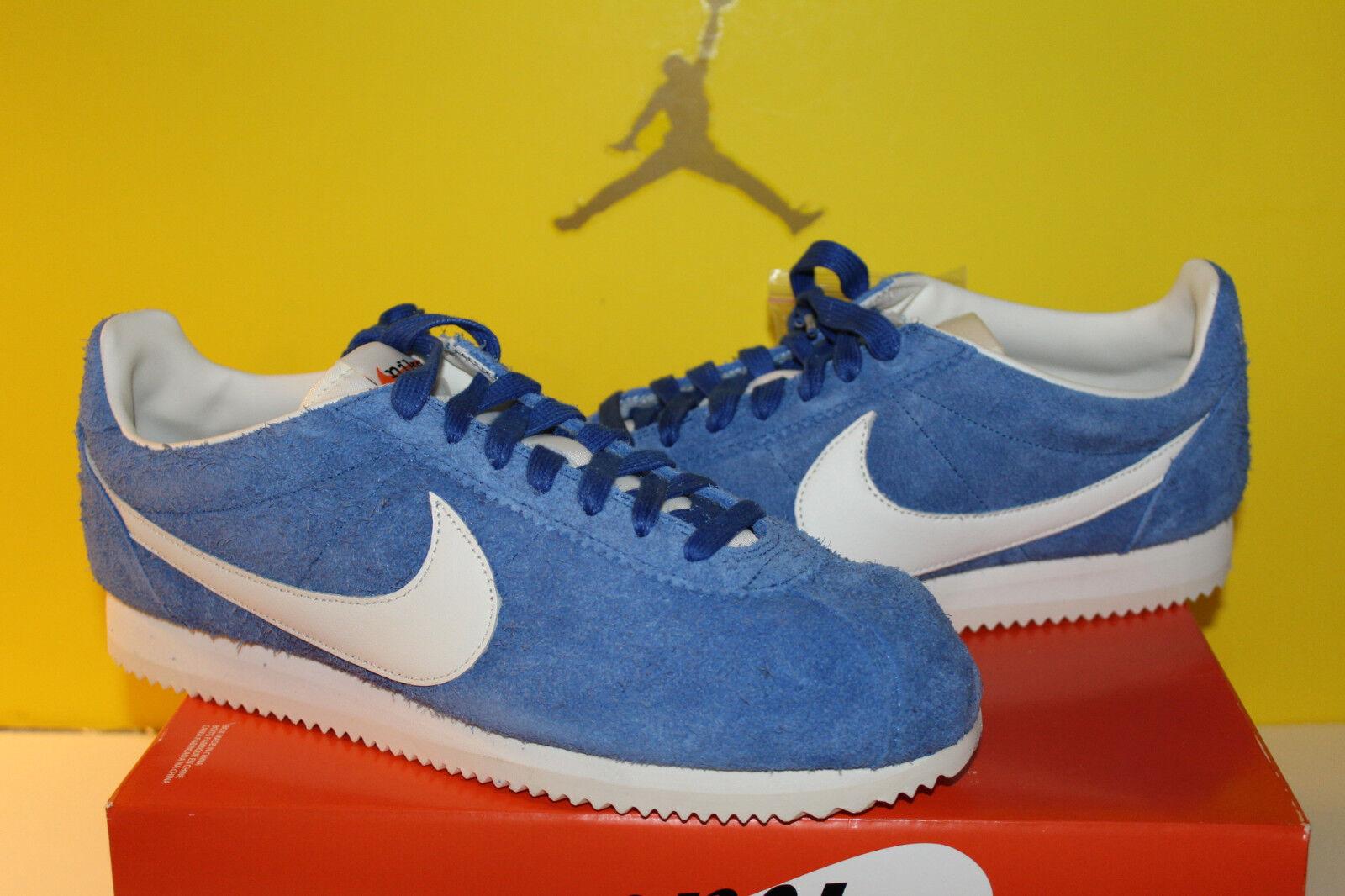 "Nike Classic Cortez X Kenny Moore QS "" Broken Foot "" Size 9 [ 943088 400 ]"
