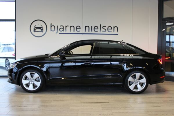 Audi A3 1,4 TFSi 125 Ambition S-tr. - billede 1